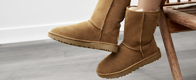 bottes de la marque ugg